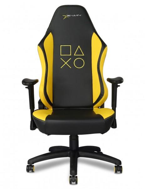 E-WIN Knight Series Ergonómica Silla Gamer de Oficina Juegos Computadora con Cojines - KTE
